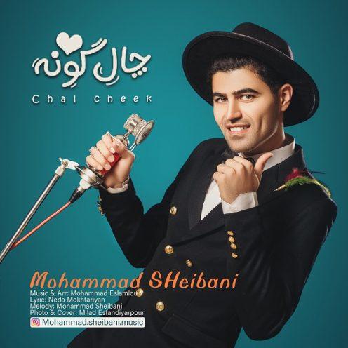 دانلود آهنگ جدید محمد شیبانی چال گونه