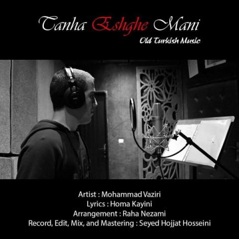 دانلود آهنگ جدید محمد وزیری تنها عشق منی